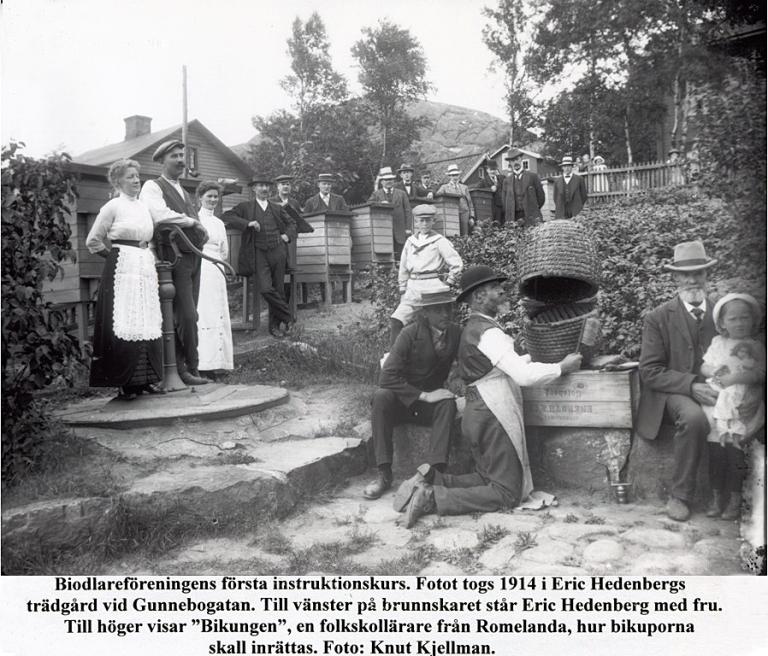 Mölndal-biodlarförening-100år